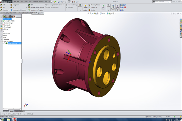 Design Support Engineering Applications from ANR Manufacturing